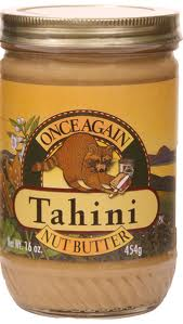 Tahini or Sesame Butter