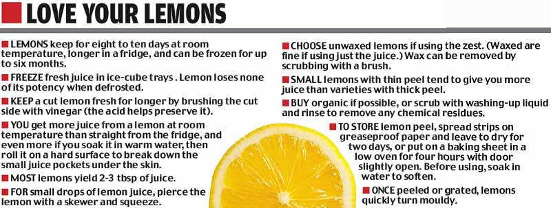 Love your Lemons